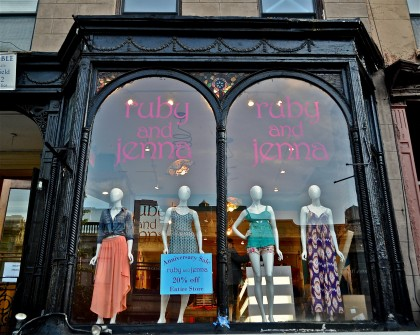 Montague Street Women S Clothier Ruby And Jenna Closing